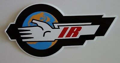 Thunderbirds International Rescue Sticker