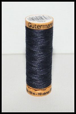 Gutermann Jeans Sewing Thread Cotton Polyester Reel For Hand, Machine & Overlock