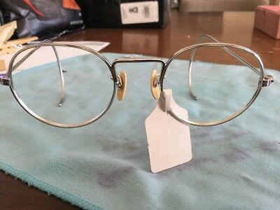 Vintage Eyeglass Frames American Optical New Old Stock 1930, 2678-WM 38-20