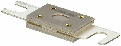 ANN-200 - 200 Amp Very Fast Acting Limiter Fuse 125Vac- 80Vdc Ul Rec - Pack of 1