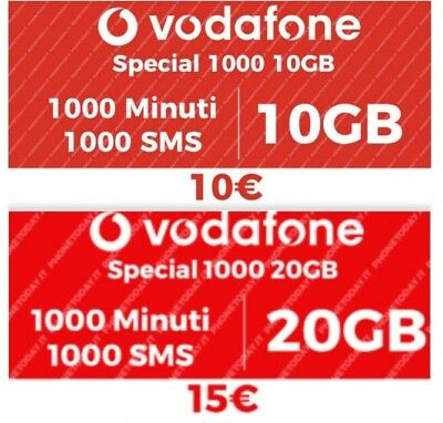 Vodafone message coupon