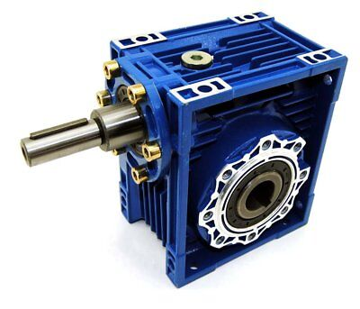 Lexar Industrial RV050 Worm Gear 25:1 Coupled Input Speed Reducer
