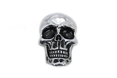 Pewter Skull Emblem Set for All Models Harley - Chopper