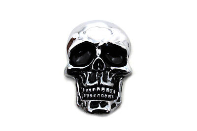 Pewter Skull Emblem for All Models Harley - Chopper