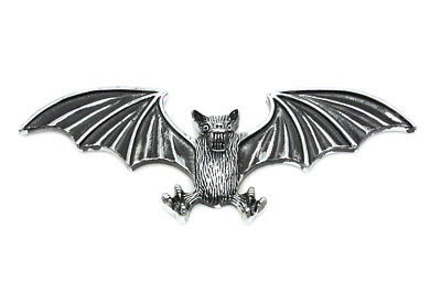 Pewter Bat Wing Emblem for All Models Harley - Chopper