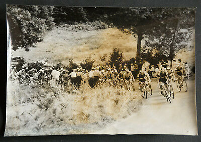 Photo de presse Cyclisme TOUR DE FRANCE JEAN STABLINSKI 1959 ?
