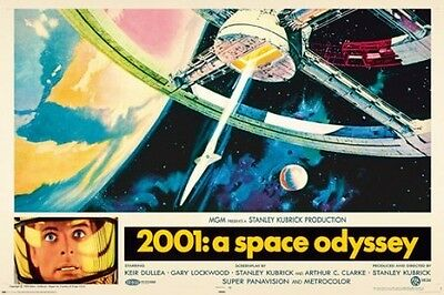 Maxi Poster 61x91.5cm  -  2001: a Space Odyssey