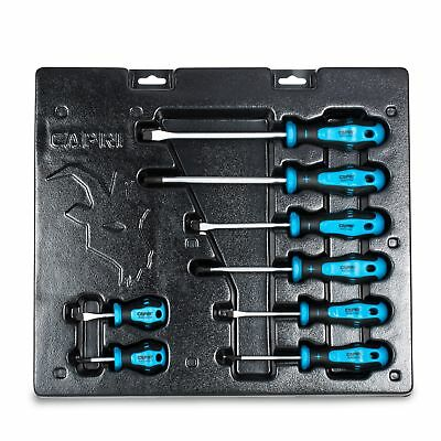 Capri Tools Kontour Screwdriver Set, 8-Piece
