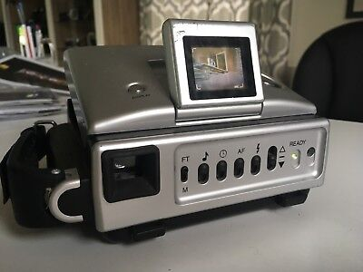 Polaroid Image 1200 Spectra System Instant Camera / RARE / Film Tested & Working