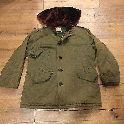WWII Air Force Parka B9