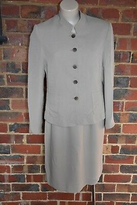 PERRI CUTTEN Vintage 90s Suit - Jacket, Skirt & Pants - Size 12 - EUC