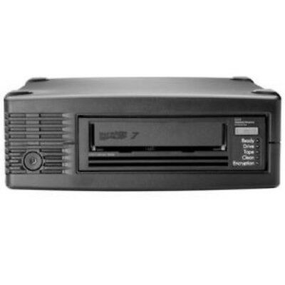 NEW BB874A HPE LTO-7 ULTRIUM 15000 EXT TAPE DRIVE ....h.