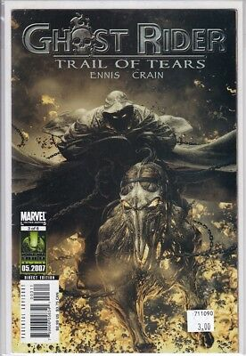 Ghost Rider Trail of Tears (2007) #3- NM