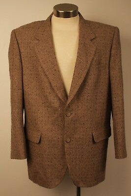 X Large Wool Original Vintage Mens Jacket.