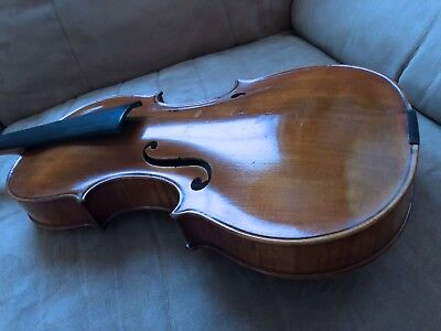 French Leonidas Nadigini Violin