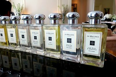 Various Jo Malone Cologne Spray Size 3 ml - Choose your Scent - Authentic 100%