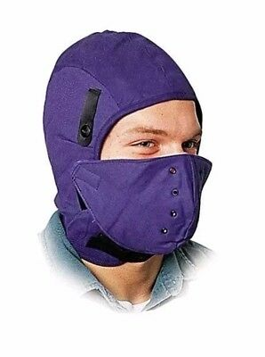 North Safety Deluxe Fire Retardant Hard Hat Winter Liner Face Protection(WL12FP)