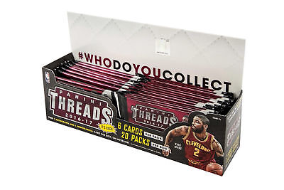 2016/17 NBA Panini Threads - Basketball Cards Hobby Pack UNSEARCHED NEW BOX