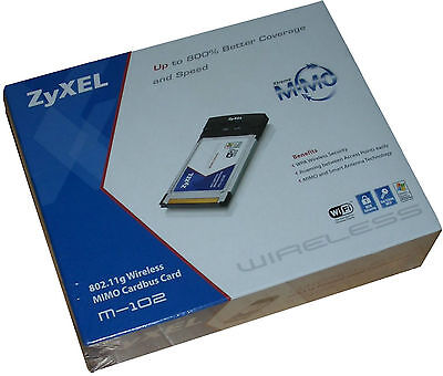 ZYXEL M-102 DRIVERS FOR WINDOWS VISTA
