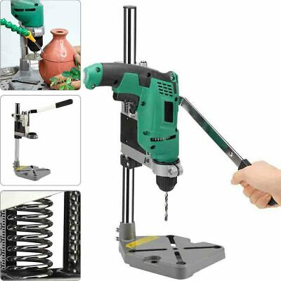 Drill Bench Press Stand Tool Workbench Pillar Pedestal Clamp UK Seller UK