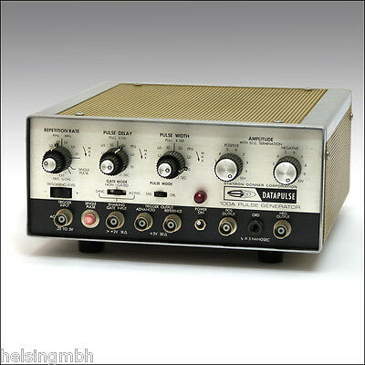 Systron Donner 100A, Pulsgenerator, Pulse Generator, geprüft, tested