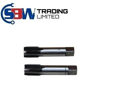 US PRO M14 X 1.5 pitch, Taper & Plug Set ( Tap & Die ) NEW 2658