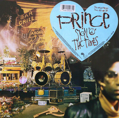 Vinyl 2LP - Prince - Sign O The Times - With 4 page Booklet