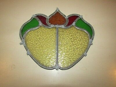 Old piece of stained glass spares/repairs