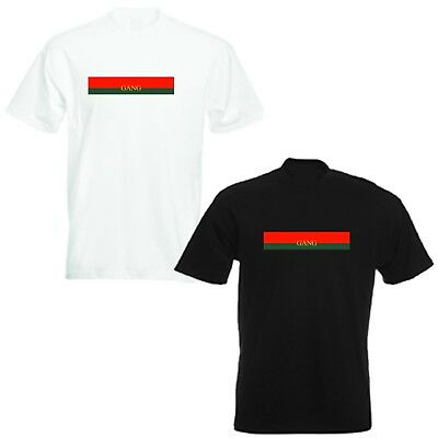 Gucci Gang T Shirt Inspired By Lil Pump Hip Hop 2018