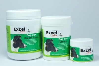 Dog-Eze Cream EXCEL - Antiseptic Cream For Broken, Itchy Skin, dry skin, Healthy