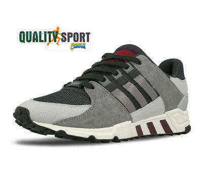 the best attitude e82bf 7a10f Adidas EQT Support RF Grigio Scarpe Shoes Uomo Sportive Sneakers CQ2420