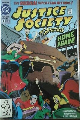 Justice Society of America mini series