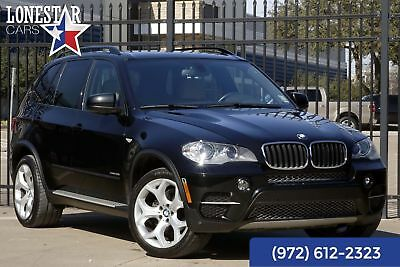 2012 BMW X5 XDrive35i Sport Package 1 Owner 26 Service Records 2012 Black XDrive35i Sport Package 1 Owner 26 Service Records!