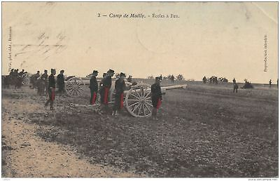 10-Camp De Mailly-N°425-H/0213