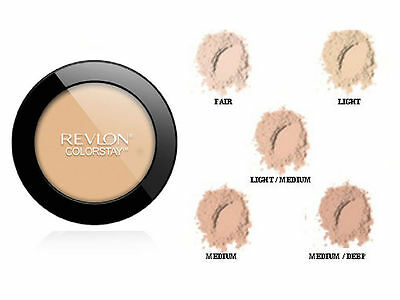 !!RRP£10.99!! Revlon ColorStay Pressed Powder, Sealed - Choose Your Shade