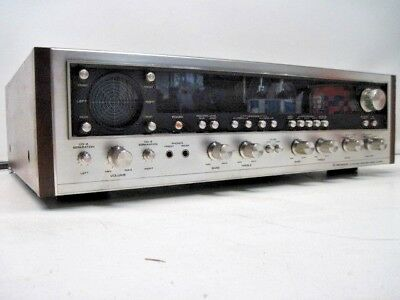 Rare Vintage Pioneer QX 949 Quad Stereo Receiver Cleaned Audio Vtg Tested