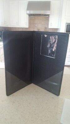 Waiter Wallet Server Book (One Book) Rest, Bar, Free Fast Ship, Sale!