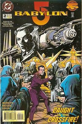 BABYLON 5 Comic DC USA Nr. 2