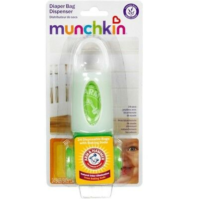 Arm & Hammer™ Diaper Bag Dispenser & Bags (Assortment)