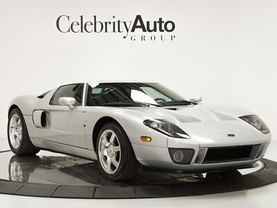 2005 Ford Ford GT GT40 Only 2K Miles 2005 FORD GT RARE STRIPE DELETE