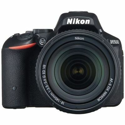 USED Nikon D5500 with AF-S 18-140mm ED VR Excellent FREE SHIPPING