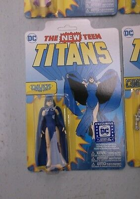 New Teen Titans Legion Of Collectors Funko Action Figure Raven Dc Comics New