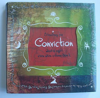 Conviction Standing For What Is Right Even When Others Don't Family Times