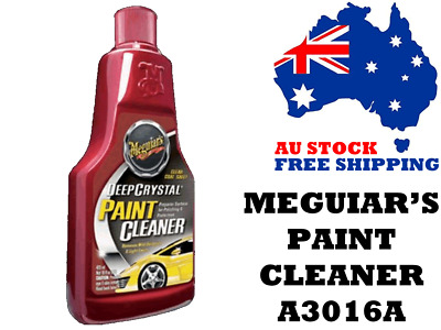 Meguiars Deep Crystal Paint Cleaner A3016A