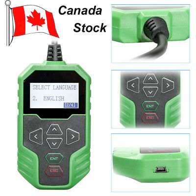 Canada Ship OBDSTAR BT06 12V & 24V Automotive Car Battery Tester/Analyzer