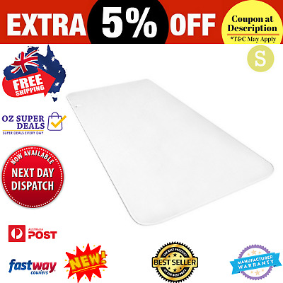 New 9 Setting Fully Fitted Electric Blanket - Single + FREE SHIPPING