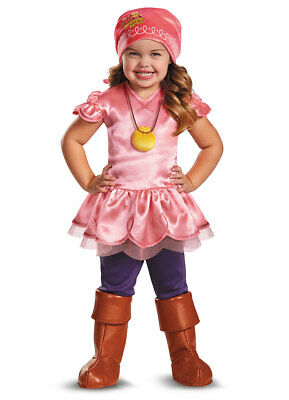 Child Disney Jake and the Never Land Pirates Izzy Deluxe Costume by Disguise 567