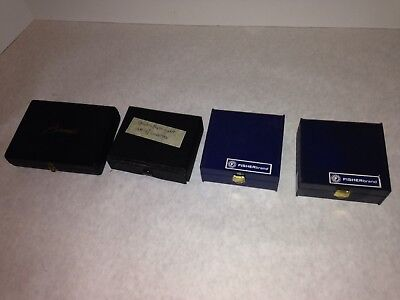cuvettes, lot of four boxes, different brands