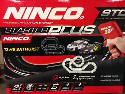 Ninco 12 Hour Bathurst Slot Car Set