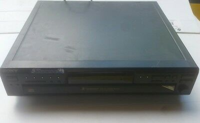 Sony Compact Disc Exchange Player Cdp-Ce345 @W1